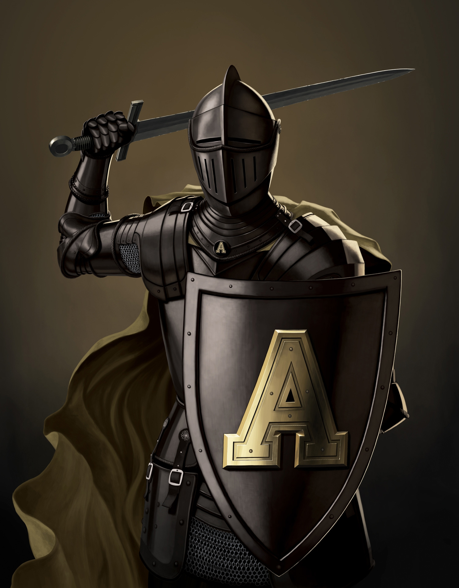 Military Academy Black Knight