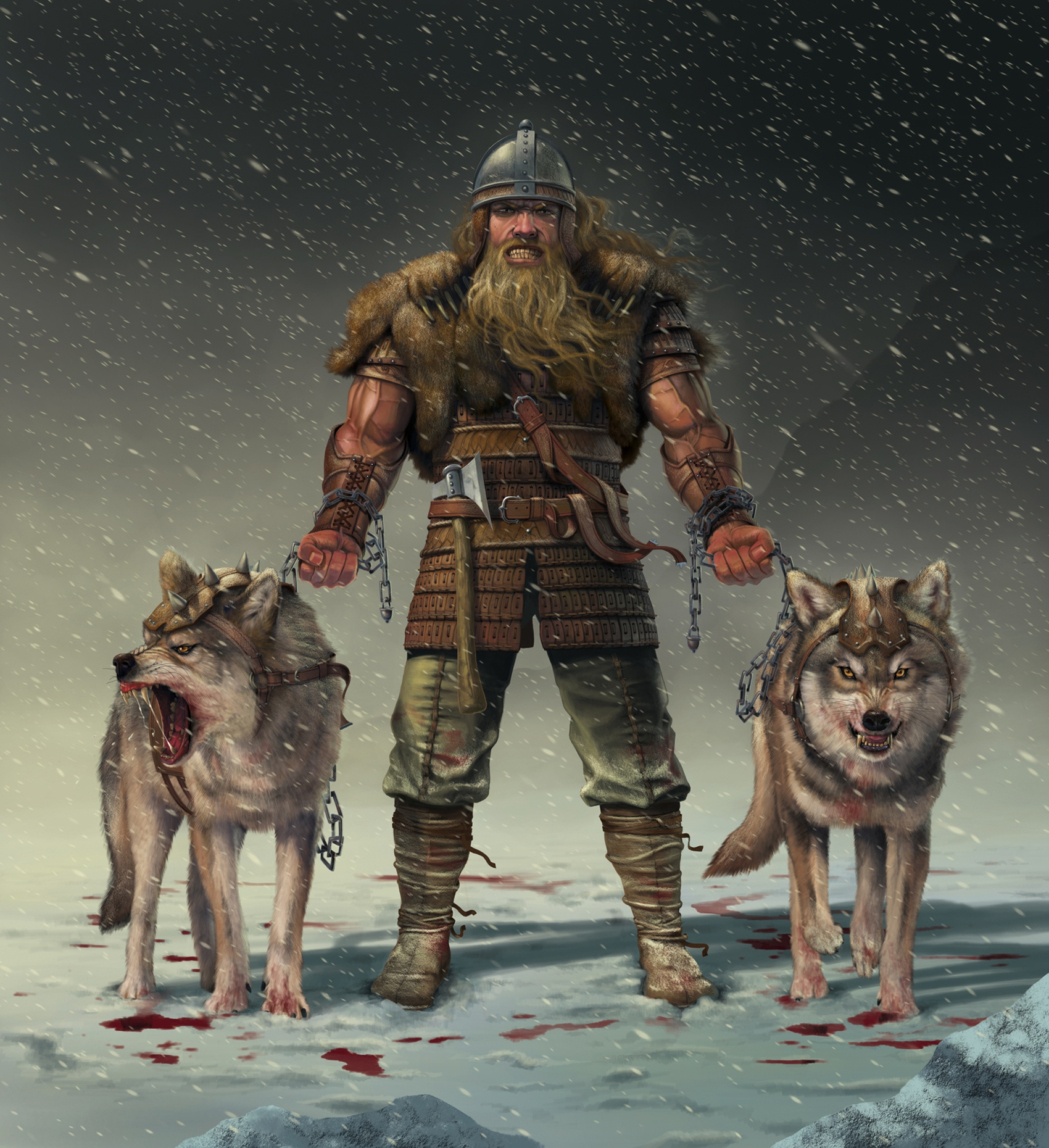 Mountain Viking Hunt