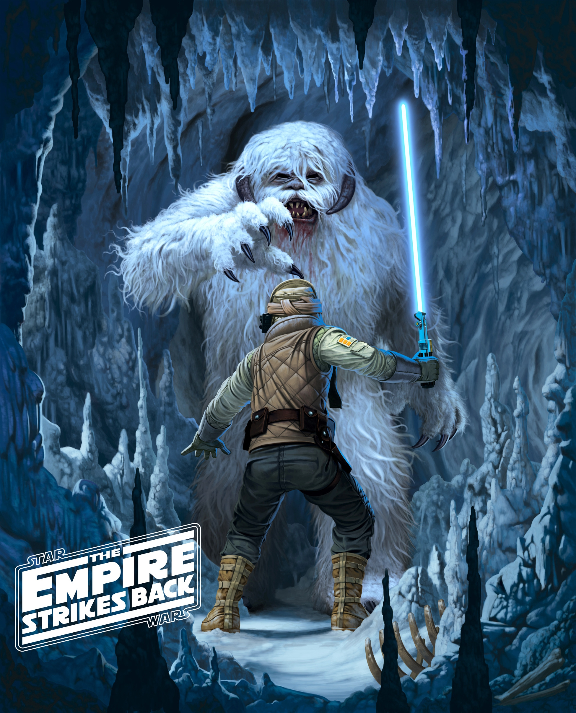 The Wampa Cave
