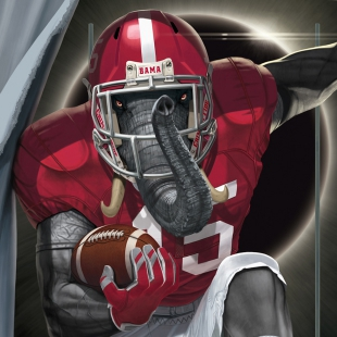 Alabama Crimson Tide Breakthroug
