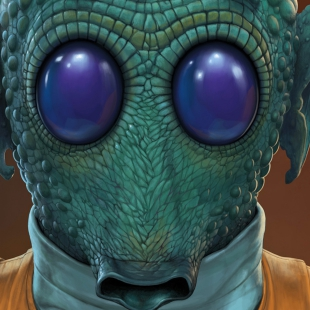 Greedo Portrait