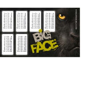 St Majewsky Black Panther Big Face ®