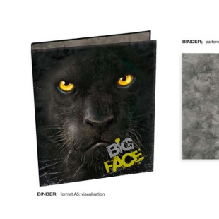 St Majewski Black panther Big Face ®