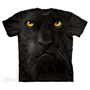 The Mountain Black Panther Big Face ®
