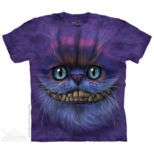 The Mountain Cheshire Cat