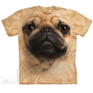 The Mountain Pug Big Face ®